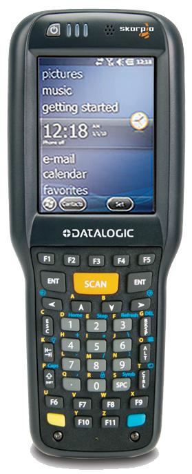 Datalogic Skorpio X3 Windows Mobile Computer