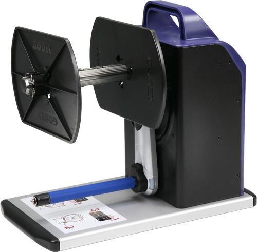 godex t10  external label rewinder